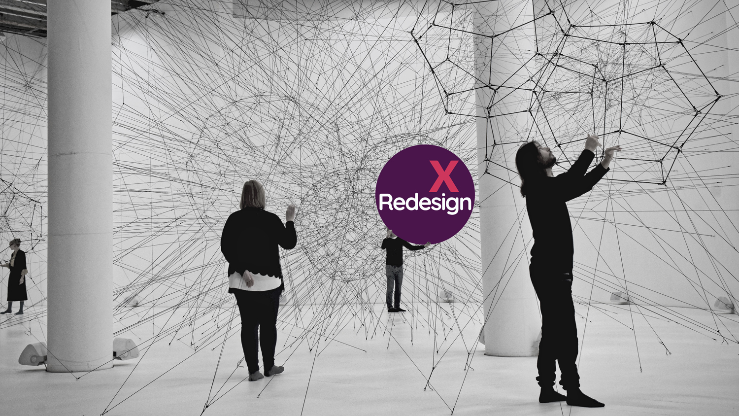 Introducing RedesignX. Peter Oliver talks about why, and what we aim to help achieve.