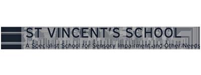 St Vincent's School Logo