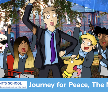 St. Vincent's School – Journey for Peace, The Musical.