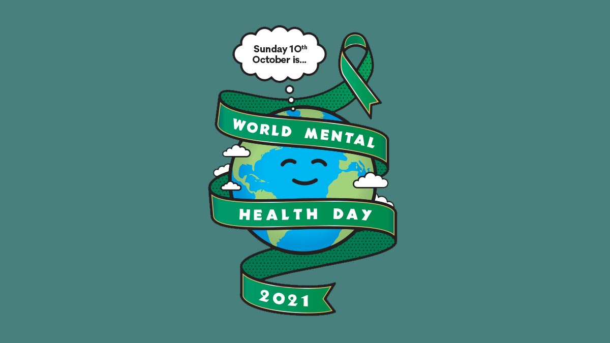 It's World Mental Health Day: Five tips.